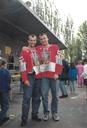Dětský den 1997 - hokejový reprezentanti Vůjtek, Šimíček