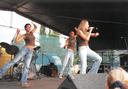 Megashow na fotlabovém hřišti 2001 - Dara Rolins